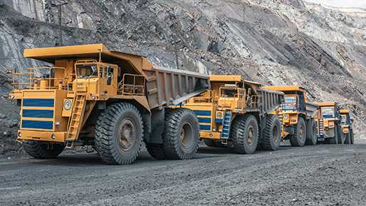 Wear & Impact Resistant Steel For Mining