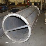 Stainless Steel Separator Drum